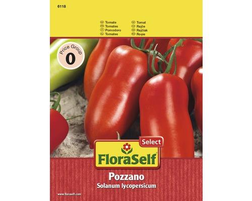 Graines de légumes tomates ''Pozzana San Marzano'' FloraSelf®