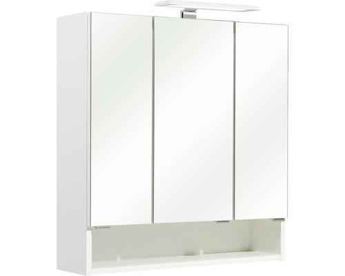 Spiegelschrank Pelipal zur Serie Kassel Sarah I IP 44 (fremdkörper- und spritzwassergeschützt)