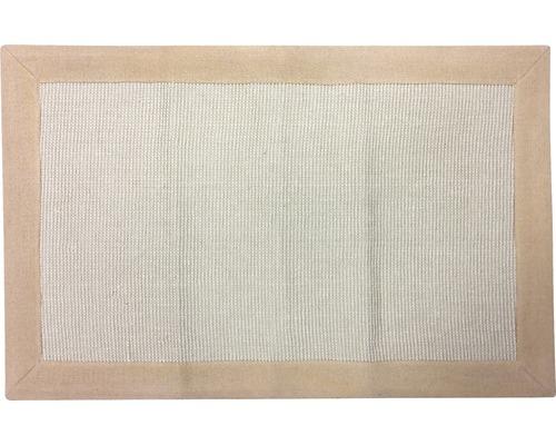 Tapis en sisal naturel 80x150 cm