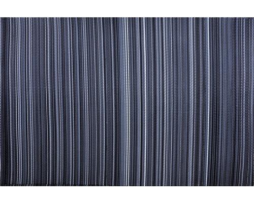 Tapis extérieur pic noir/blanc 120x180cm