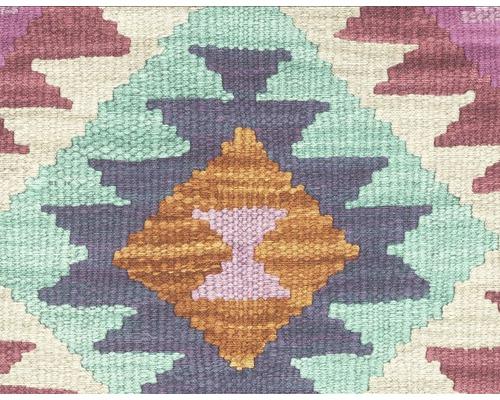 Papier peint intissé 527445 Barbara Home Kelim rose