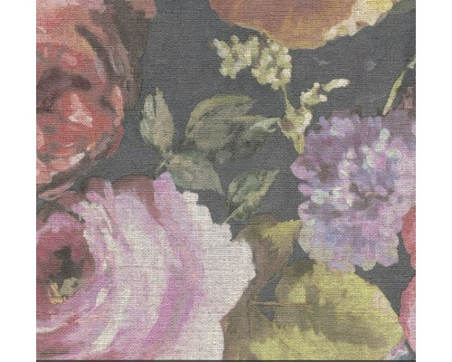 Papier peint intissé 527865 Barbara Home Aquarelle rouge