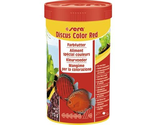 Aliment spécial couleurs sera Discus Color red 250ml