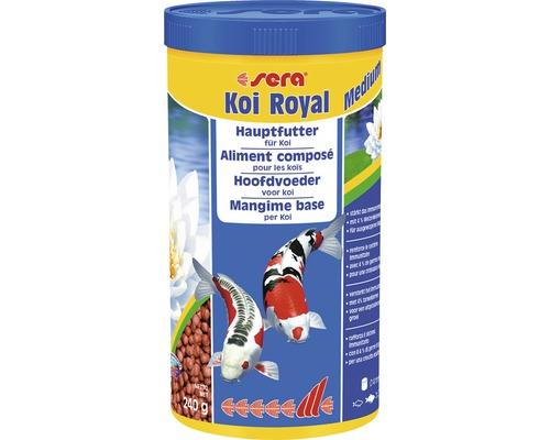 Nourriture principale sera Koi Royal medium 1l