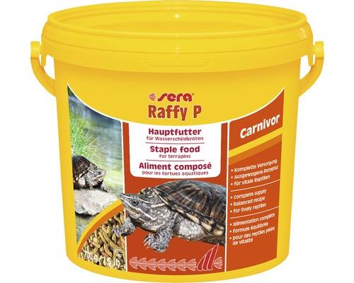 Aliment principal pour tortues d''eau sera Raffy P 3,8 l