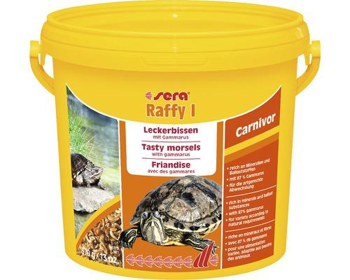 Bâtonnets de nourriture sera Raffy I pour tortues d'eau 3,8 l
