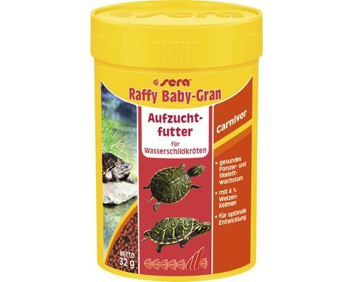Nourriture d''élevage pour tortues d'eau sera Raffy Baby-Gran 100ml