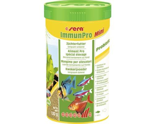 Züchterfutter sera ImmunPro Mini 250 ml