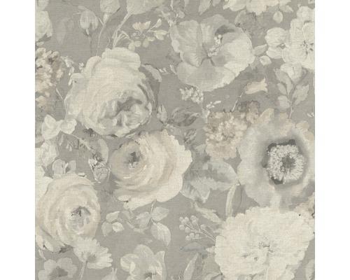 Papier peint intissé 527841 Barbara Home Aquarelle gris
