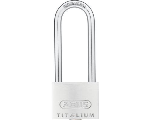 Cadenas Abus 67TI/40HB63 B/SB aluminium 40mm-0