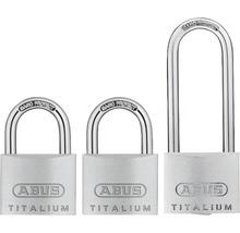 Cadenas Abus 67TI/40+HB63 Triple aluminium 40mm-thumb-0