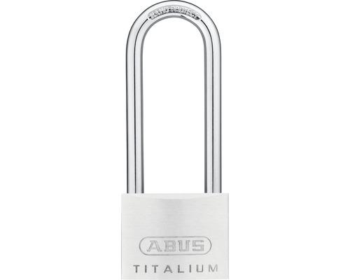 Cadenas Abus 67TI/50HB80 B/SB aluminium 50mm
