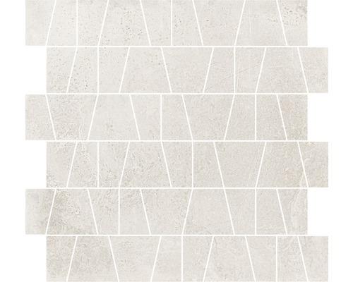 Mosaïque en grès cérame WOHNIDEE Saragossa beige 30x30cm