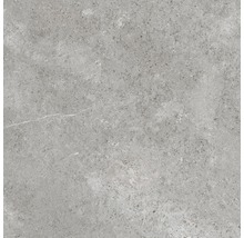 Carrelage pour sol en grès cérame fin WOHNIDEE Torino gris 30x60cm-thumb-0