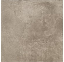 Feinsteinzeug Terrassenplatte New Concrete Taupe 60 x 60 x 2 cm-thumb-0
