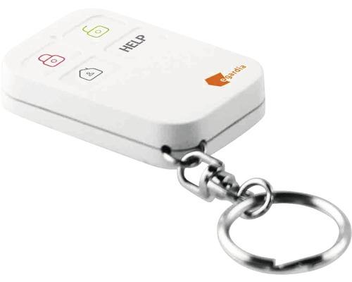 Télécommande egardia avec bouton panique KEYF-31