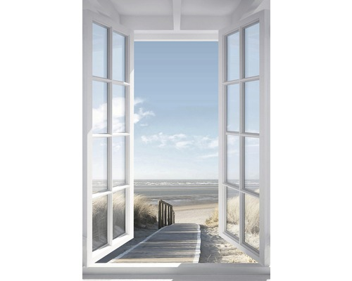 Poster Northsea Window 61x91,5 cm