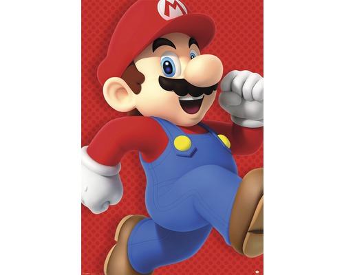 Poster Super Mario - run 61x91,5 cm