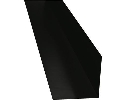 PRECIT Winkelblech ohne Wasserfalz anthracite grey RAL 7016 2000 x 250 mm