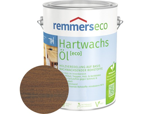 Huile-cire Remmers eco noyer 750 ml