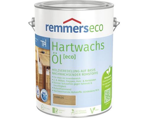 Huile-cire Remmers eco incolore 750 ml