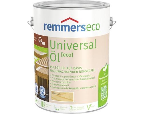 Peinture à l''huile pour bois universelle Remmers eco incolore 750 ml