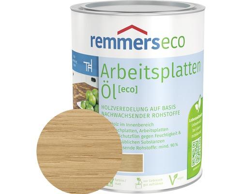 Huile pour plans de travail Remmers eco effet naturel 750 ml