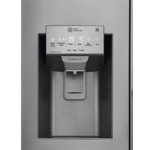 Side by Side Kühlschrank LG GSI961PZAZ BxHxT 91,2 x 179 x 73,8 cm Kühlteil 411 l Gefrierteil 214 l 431 kWh/Jahr edelstahl mit InstaView-Funktion: klopfen und reinschauen-thumb-15