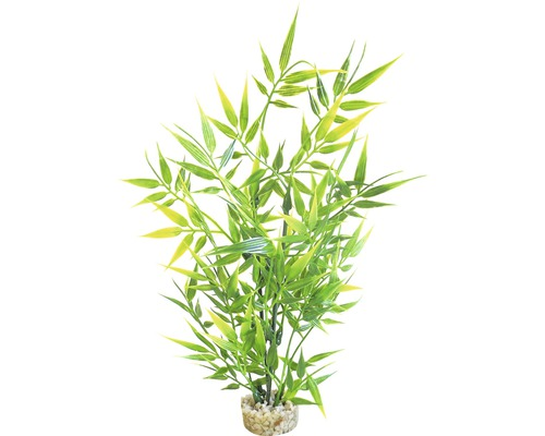 Plante aquatique en plastique sydeco Aqua Bamboo 25cm