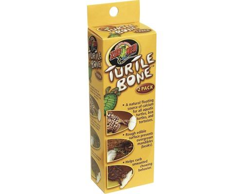 Source de calcium Zoo Med Turtle Bone 2 x os de seiche