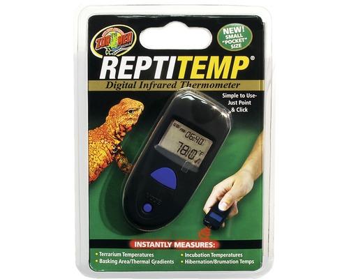 Thermomètre ZOO MED Repti Temp numérique infrarouge