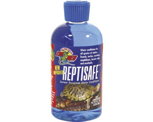 Produit de préparation de l''eau Zoo Med Reptisafe Water Conditioner 258 ml