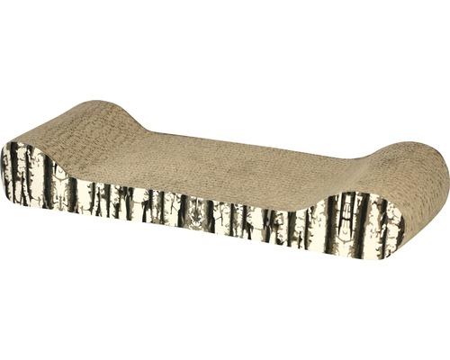 Griffoir KERBL Drift en carton48,5x18,5x7,5cm marron