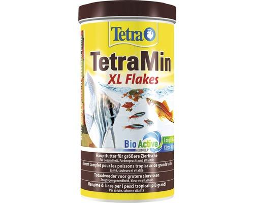 Tetra Min Nourriture pour poissons flocons XL 1000 ml