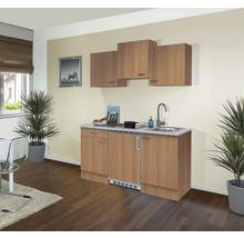Kitchenette Nano 150cm décor hêtre/décor hêtre-thumb-0