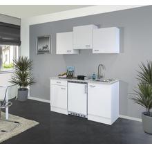 Kitchenette Wito 150 cm blanc/blanc-thumb-0