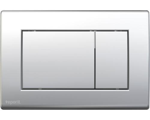 veporit. Plaque de déclenchement ClASSIC 1.02 chrome mat