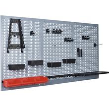 Panneau perforé en tôle d''acier Küpper 70300 1 pièces-thumb-2