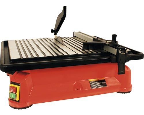 Scie de carrelage Profi-Tech TC 180 avec disque à tronçonner
