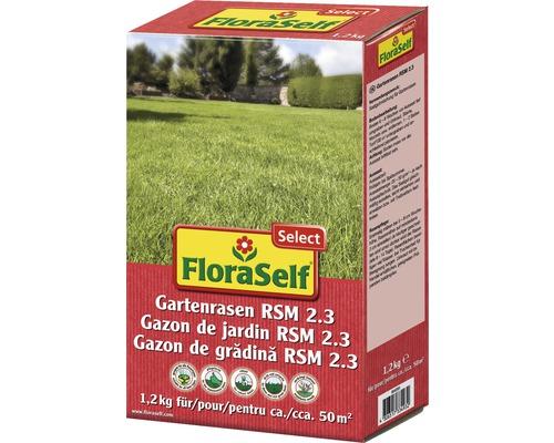 Graines de gazon FloraSelf RSM 2.3 1,2kg 50m²