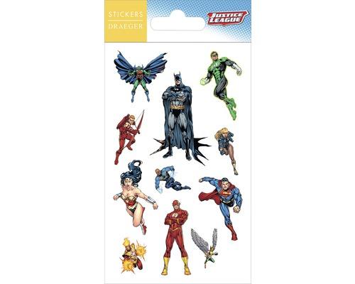 Mini stickers Justice league 11pces