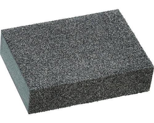 Éponge abrasive fine/moyenne 70x95 mm-0