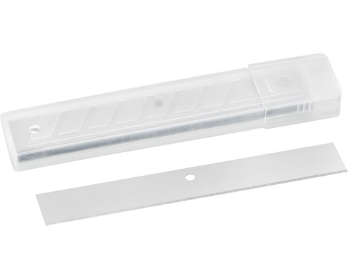 Ersatzklingen für Tapeten- und Fußbodenschaber 5er-Pack