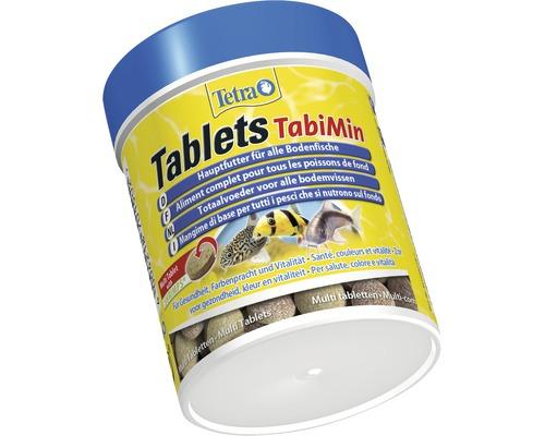 Tetra Nourriture pour poissons TabiMin 275 tablettes de nourriture