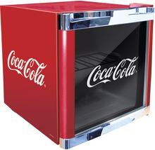 Getränkekühlschrank Cool Cubes Coca Cola BxHxT 43 x 51 x 47,5 cm Kühlteil 48 l-thumb-0