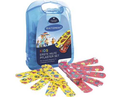 Kit de pansements Actiomedic® pour enfants