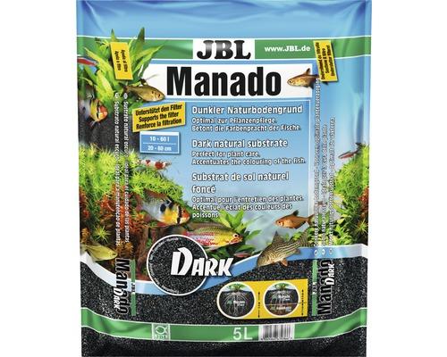 Substrat de sol JBL Manado DARK 5l