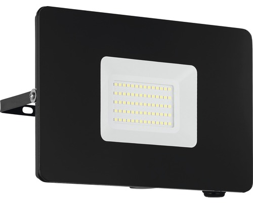 Projecteur LED 50W 4800 lm 5000 K blanc neutre L 205 H 145 mm noir