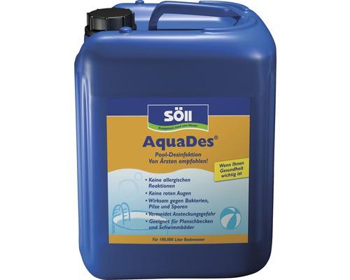 Désinfectant pour piscine söll AquaDes 10l