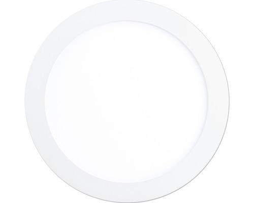 LED Einbauleuchte RGB CCT weiß dimmbar 10,5W 1200 lm 2765 K warmweiß Ø 170 mm